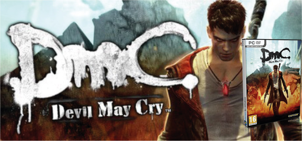 DEVIL MAY CRY JUEGO PC TORRENT DESCARGA 🎮