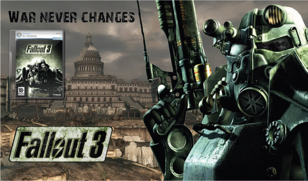 FALLOUT 3 JUEGO PC TORRENT DESCARGA 🎮