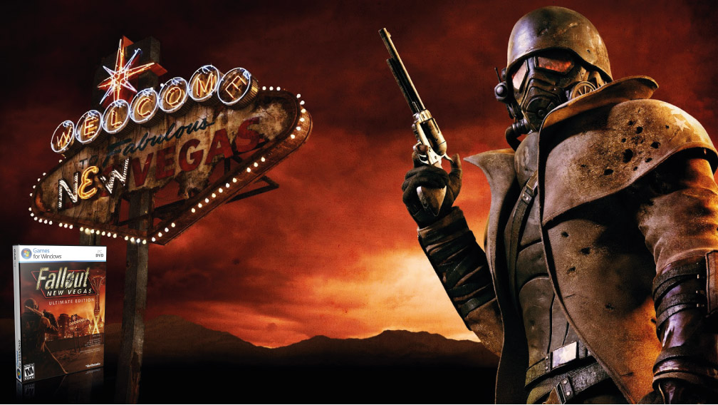FALLOUT NEW VEGAS PC TORRENT DESCARGA 🎮