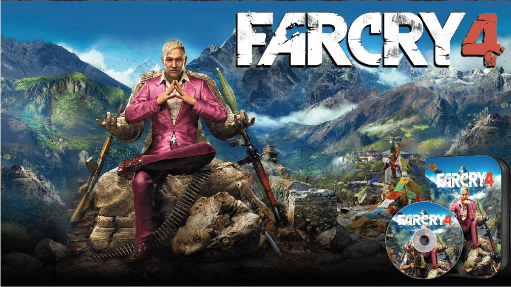FARCRY 4 JUEGO PC TORRENT DESCARGA 🎮