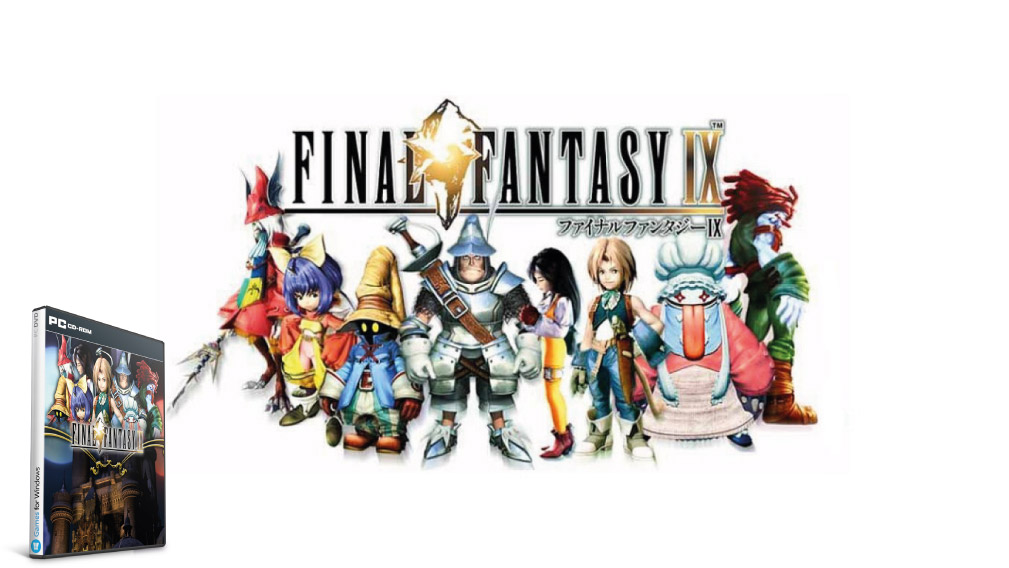 Descargar Final Fantasy IX Torrent Mega