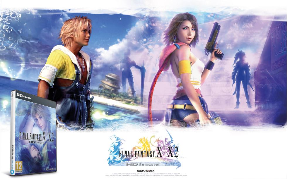 Descargar Final Fantasy X-X2 HD Remaster Torrent Mega