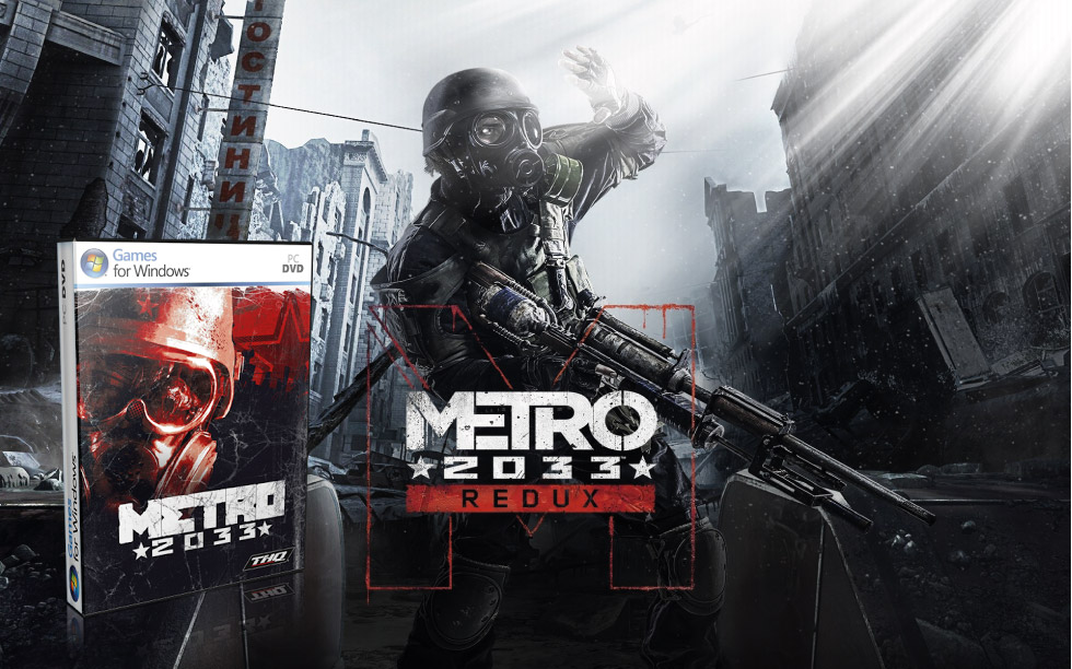 METRO 2033 JUEGO COMPLETO PC TORRENT DESCARGA 🎮