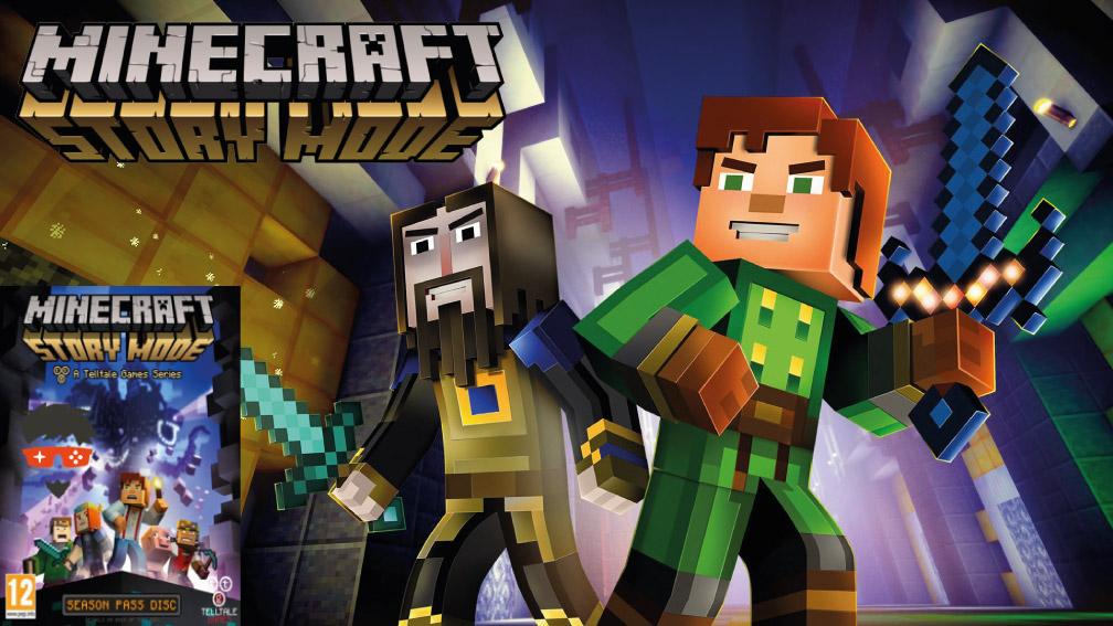 Descargar Minecraft Story Mode Torrent Mega