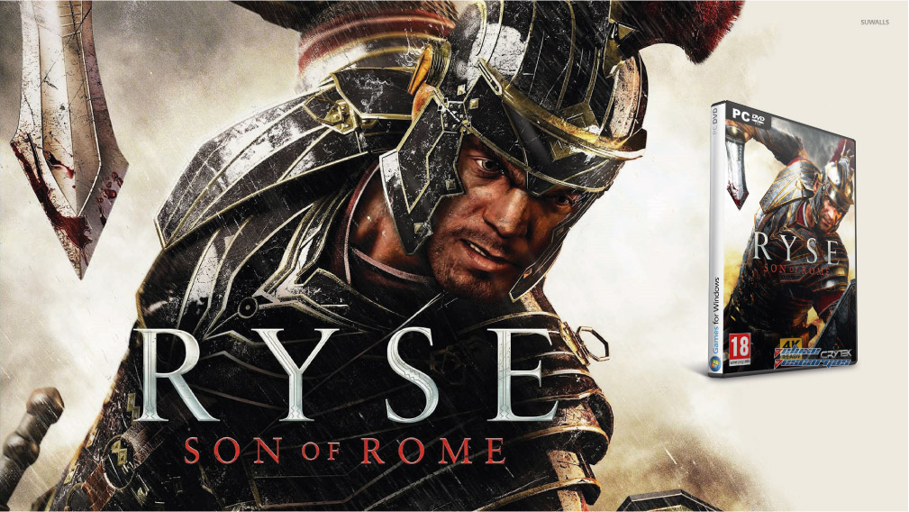 RYSE SON OF TIME JUEGO PC TORRENT DESCARGA 🎮