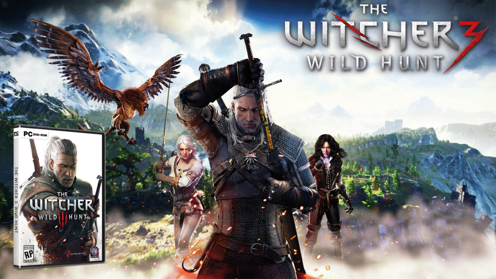 THE WITCHER 3 JUEGO PC TORRENT DESCARGA 🎮