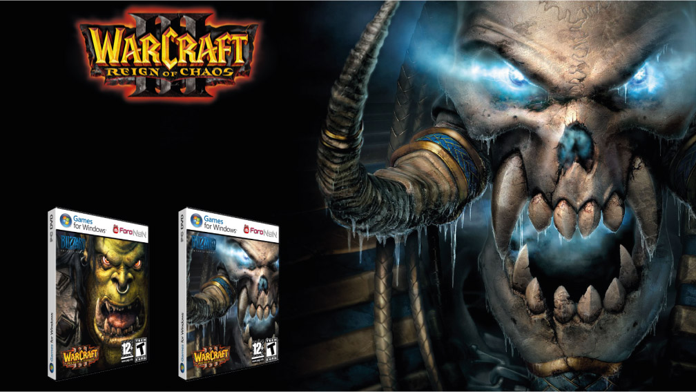 WARCRAFT 3 JUEGO PC TORRENT DESCARGA 🎮
