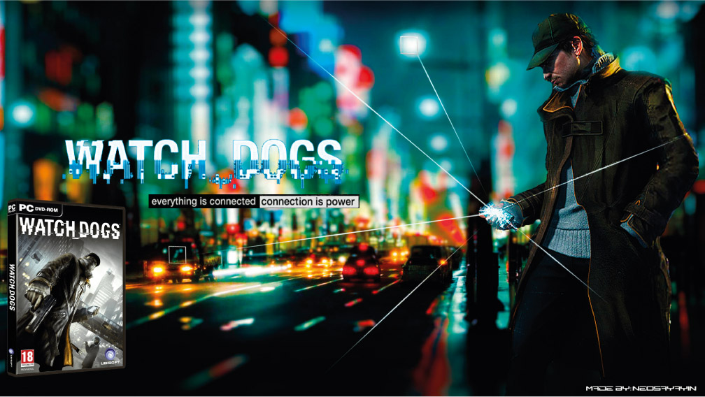 WATCH DOGS JUEGO PC TORRENT DESCARGA 🎮