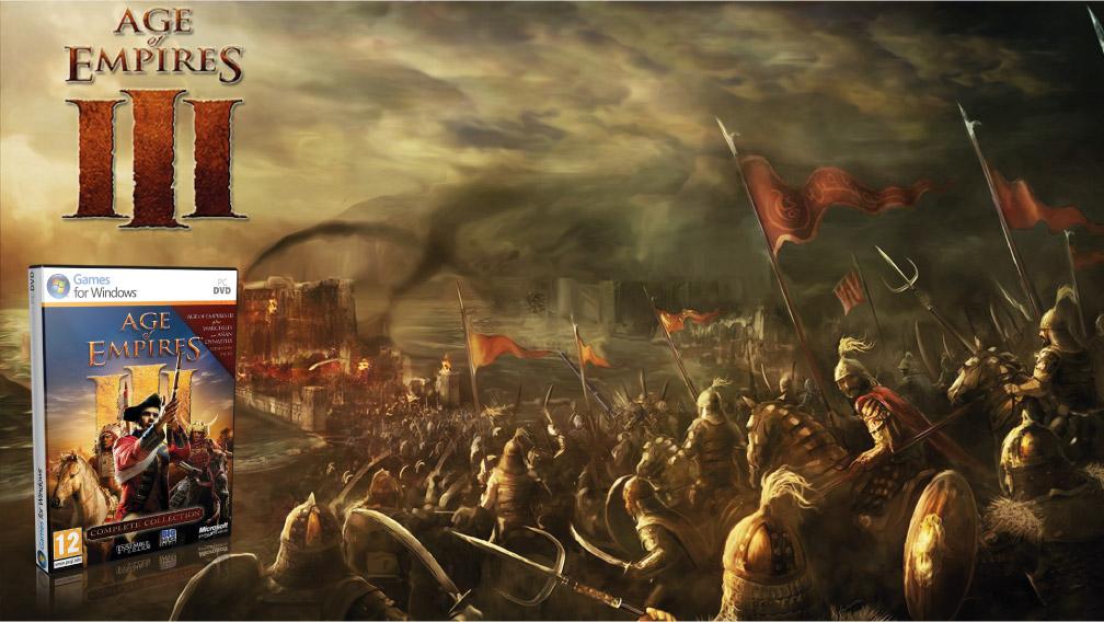 Descargar Age Of Empires 3 Torrent Mega