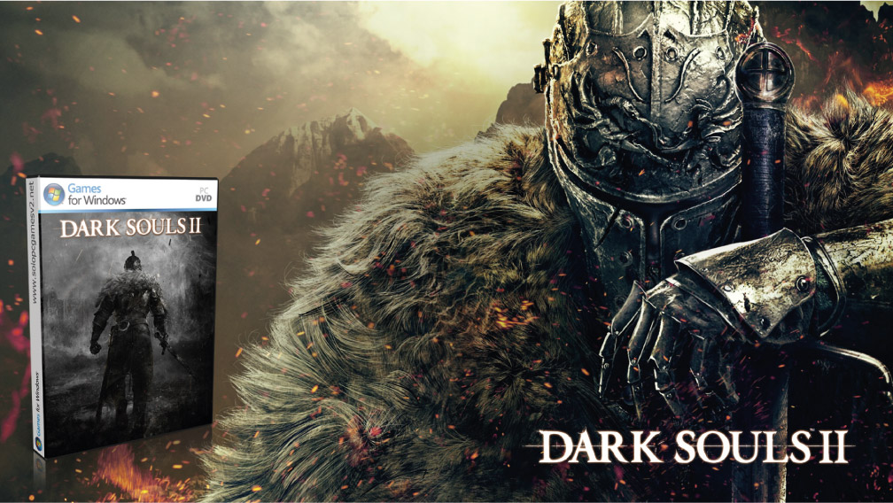 Descargar Dark Souls 2 Scholar of the First Sin Torrent Mega