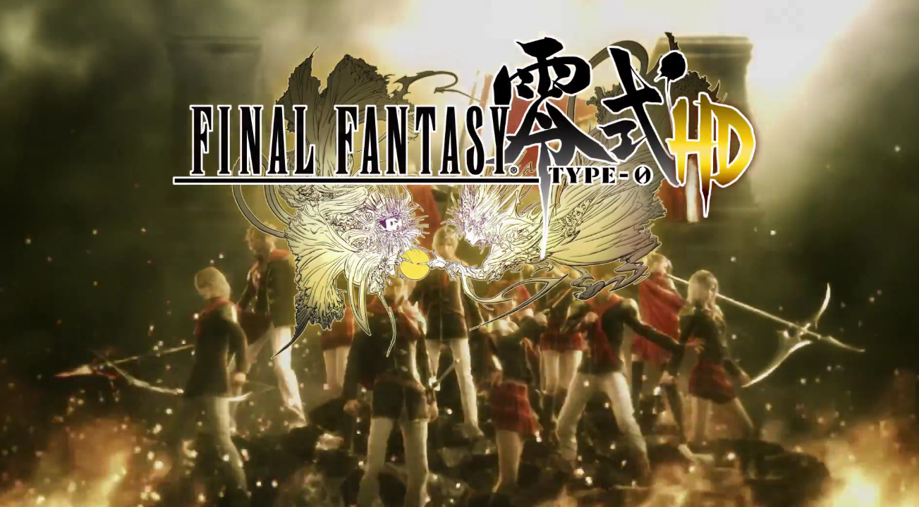 FINAL FANTASY TYPE 0 HD PC TORRENT DESCARGA 🎮