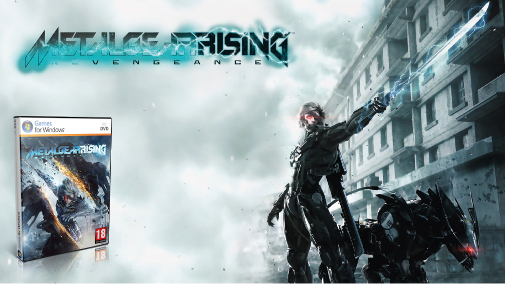 Descargar Metal Gear Rising Revengeance Torrent Mega