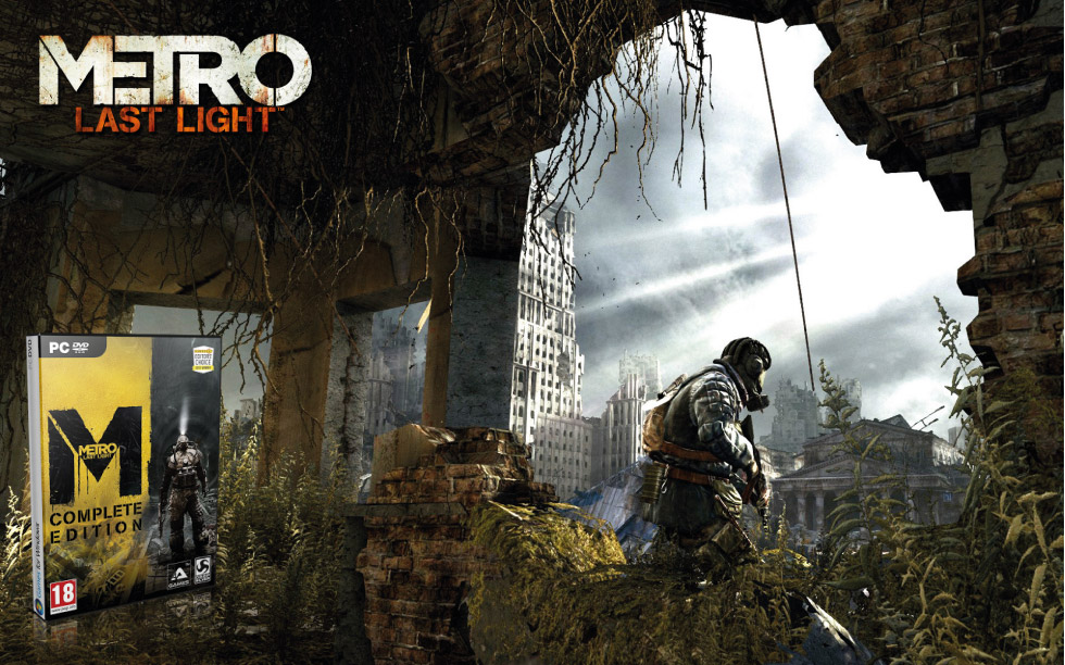 METRO LAST LIGHT PC TORRENT DESCARGA 🎮
