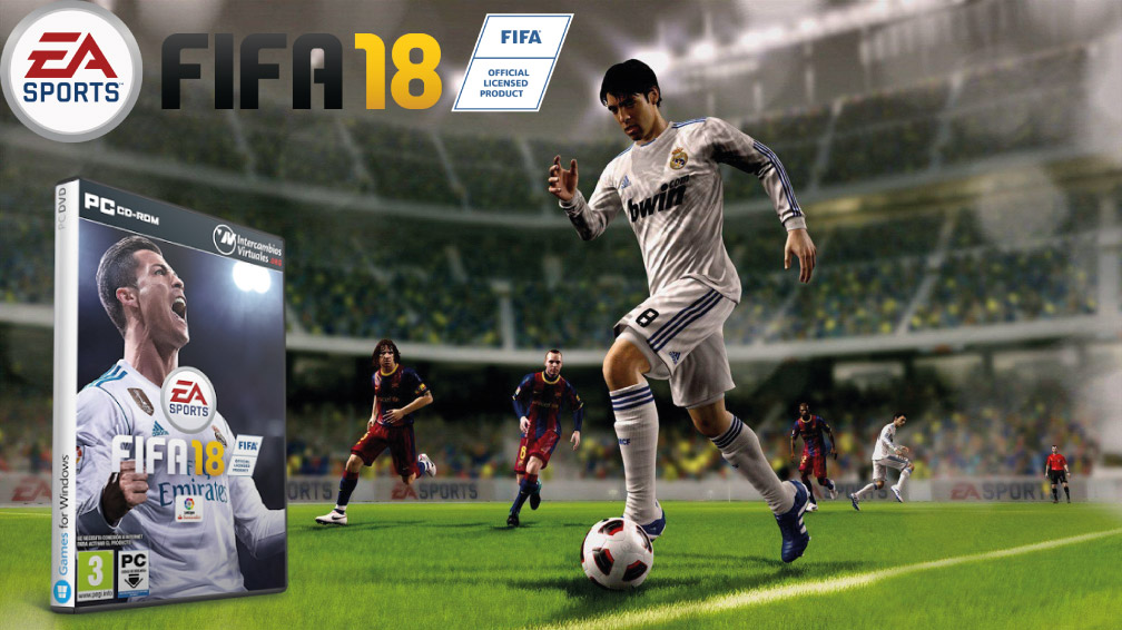Descargar FIFA 18 Torrent Mega