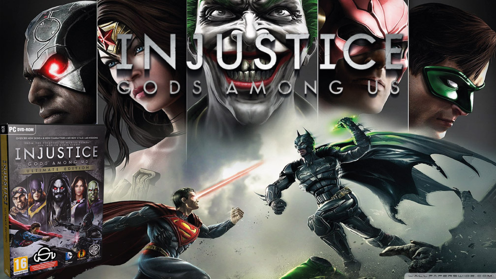 INJUSTICE GODS AMONG US PC TORRENT DESCARGA 🎮