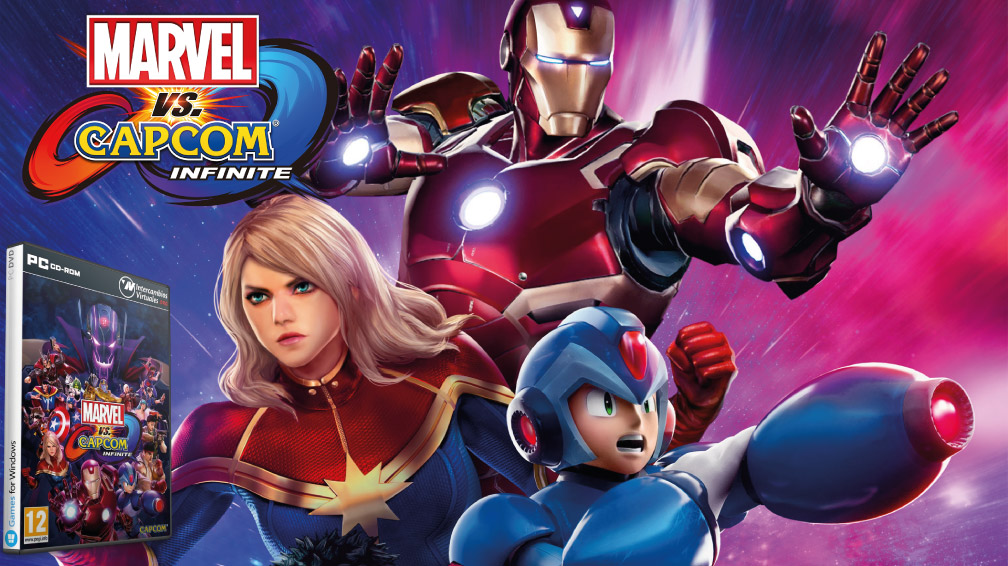 Descargar Marvel Vs Capcom Infinite Torrent Mega