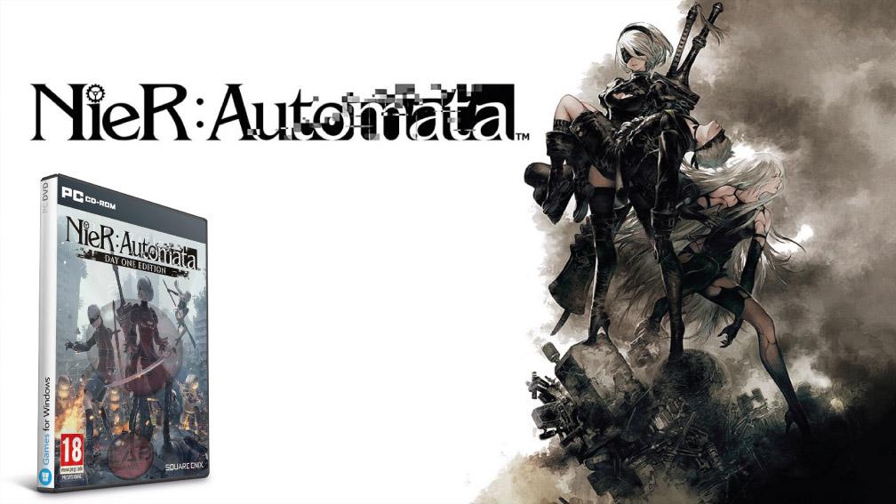 Descargar Nier Automata Day One Edition Torrent Mega