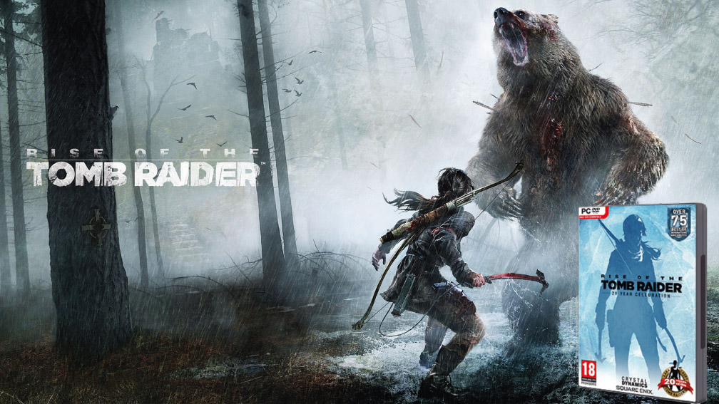 RISE OF THE TOMB RAIDER PC TORRENT DESCARGA 🎮