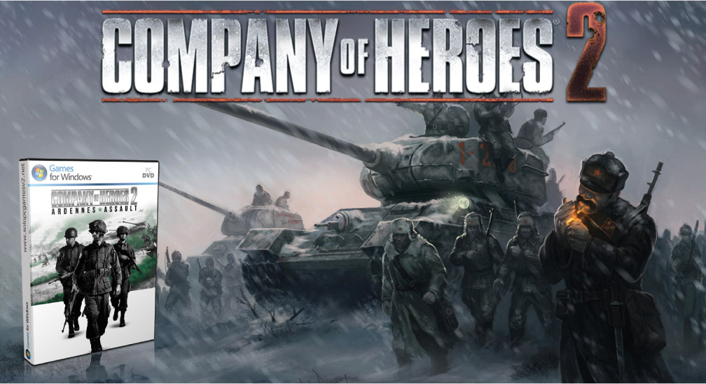 COMPANY OF HEROES 2 PC TORRENT DESCARGA 🎮