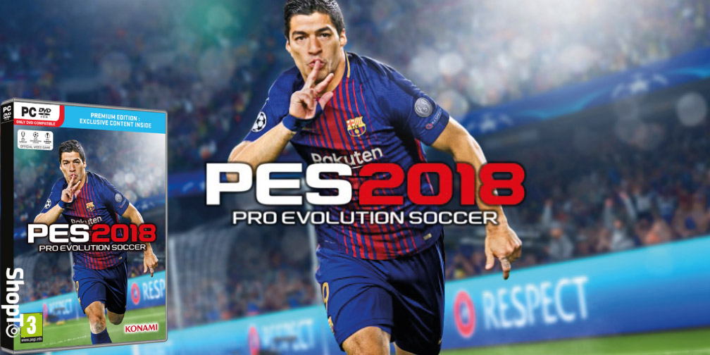 PES 2018 JUEGO PC TORRENT DESCARGA 🎮