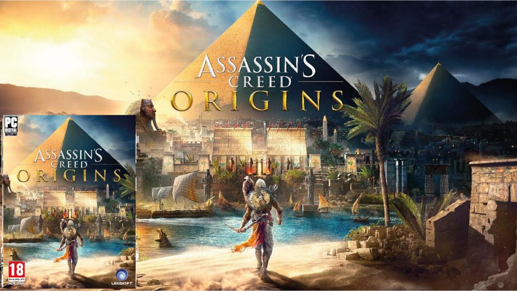 Descargar Assassins Creed Origins Torrent Mega