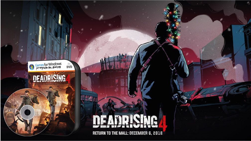 Descargar Dead Rising 4 Torrent Mega