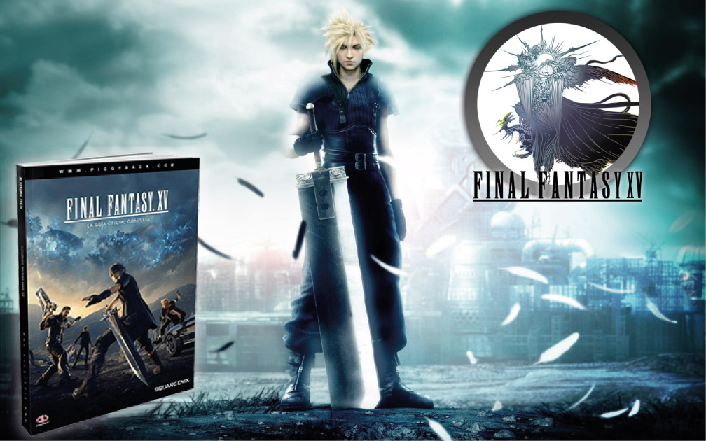 FINAL FANTASY XV PC TORRENT DESCARGA 🎮