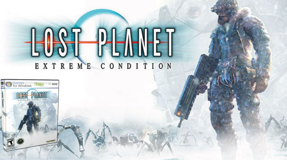 LOST PLANET EXTREME CONDITION COLONIES EDITION PC TORRENT 🎮