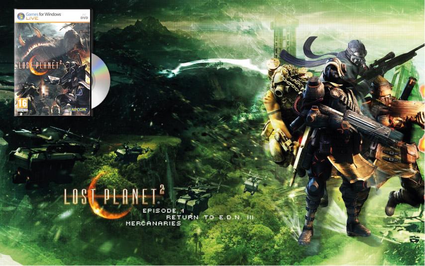Descargar Lost Planet 2 Torrent Mega