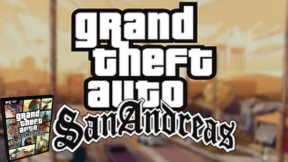 GRAND THEFT AUTO SAN ANDREAS PC TORRENT 🎮