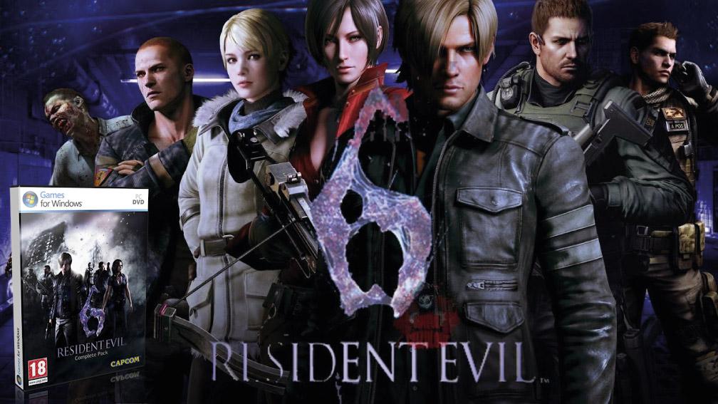 Descargar Resident Evil 6 Torrent Mega