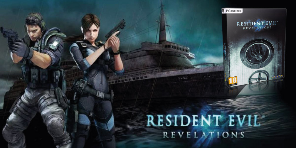 RESIDENT EVIL REVELATIONS PC TORRENT DESCARGA 🎮
