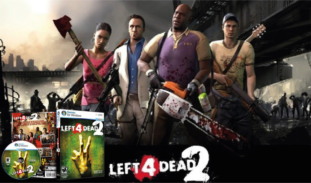 Descargar Left 4 Dead 2 Torrent Mega