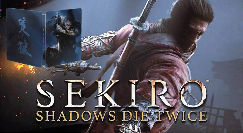SEKIRO SHADOWS DIE TWICE PC TORRENT 🎮