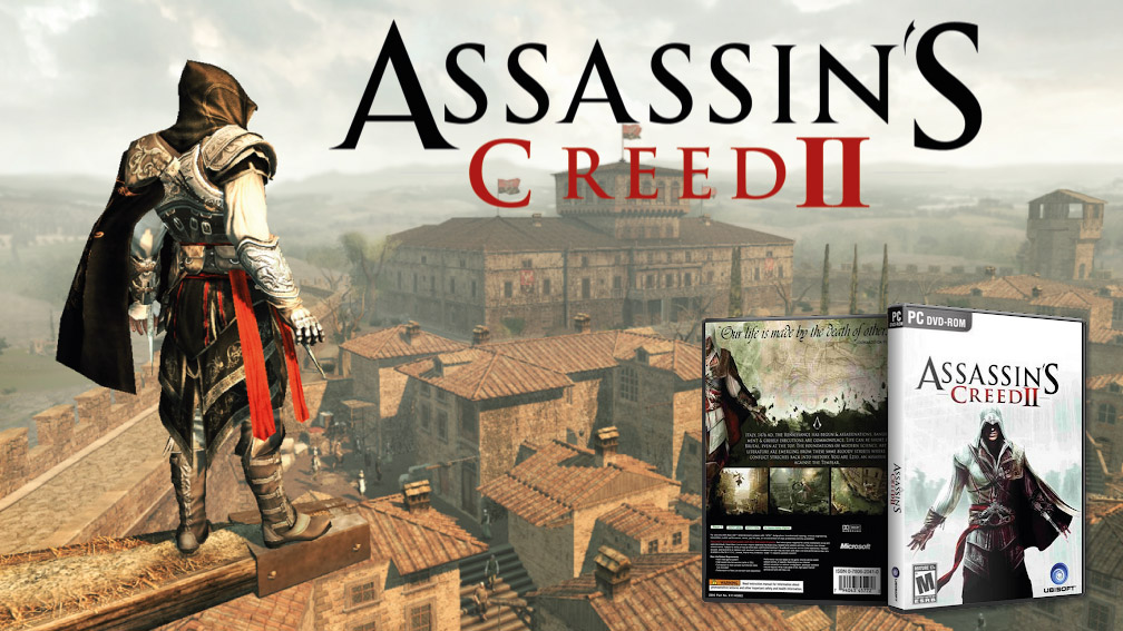 ASSASSINS CREED 2 JUEGO PC TORRENT DESCARGA 🎮