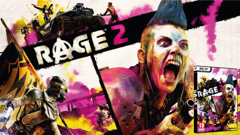 Descargar Rage 2 Deluxe Edition Torrent Mega