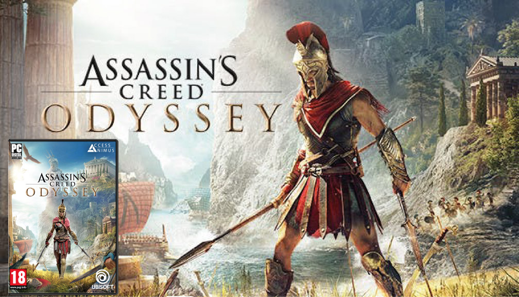 ASSASSINS CREED ODYSSEY PC TORRENT DESCARGA 🎮