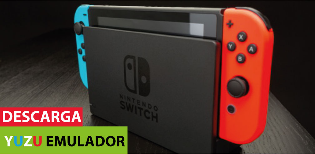 Emulador Nintendo Switch (Yuzu)