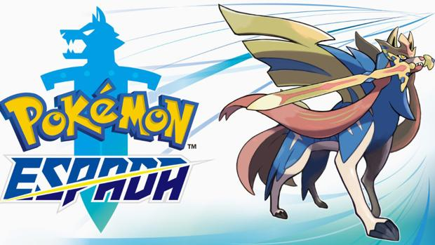 Descargar Pokemon Espada Rom Switch NSP-XCI Torrent Mega