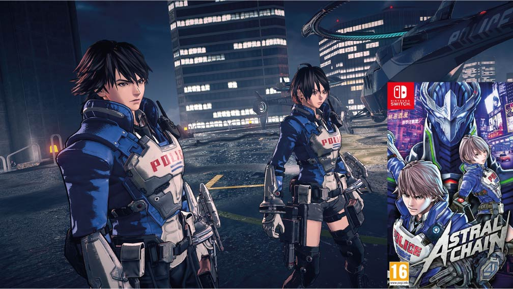ASTRAL CHAIN 🎮 ROM SWITCH TORRENT – MEGA