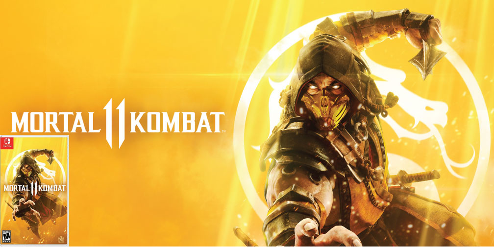 MORTAL KOMBAT 11 🎮 ROM SWITCH TORRENT – MEGA