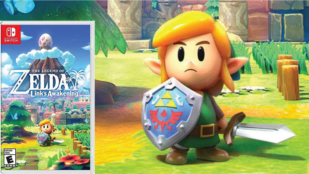 The Legend of Zelda: Link's Awakening 🎮 ROM SWITCH MEGA – TORRENT