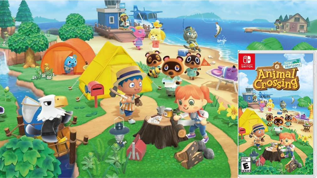 ANIMAL CROSSING NEW HORIZONS 🎮 SWITCH ROM