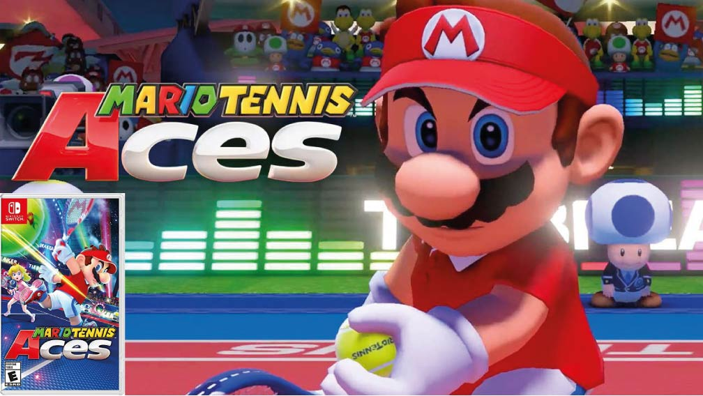 MARIO TENNIS ACES 🎮 SWITCH ROM NSP – XCI