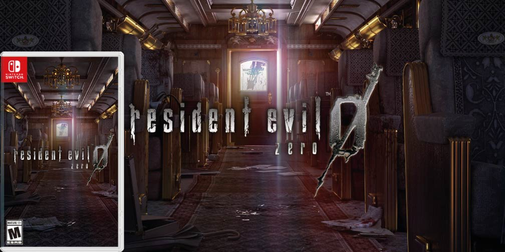 RESIDENT EVIL 0 NINTENDO SWITCH