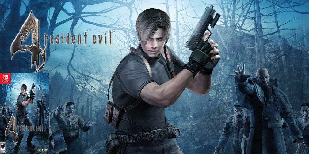 RESIDENT EVIL 4 NINTENDO SWITCH