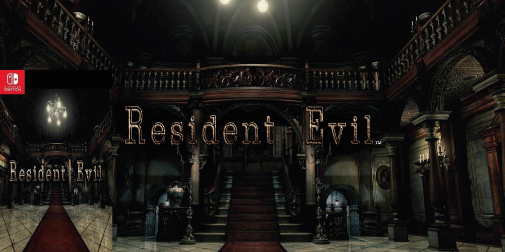 RESIDENT EVIL 🎮 SWITCH ROM NSP – XCI