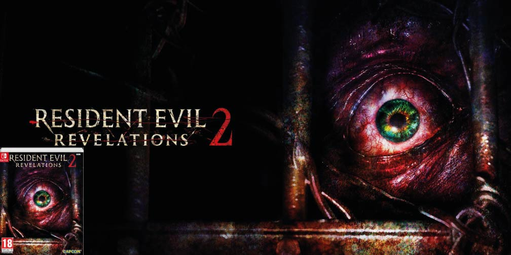 RESIDENT EVIL REVELATIONS 2 🎮 SWITCH ROM