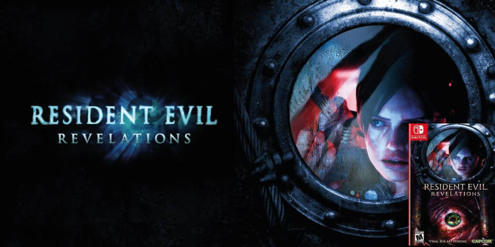 RESIDENT EVIL REVELATIONS 🎮 SWITCH ROM