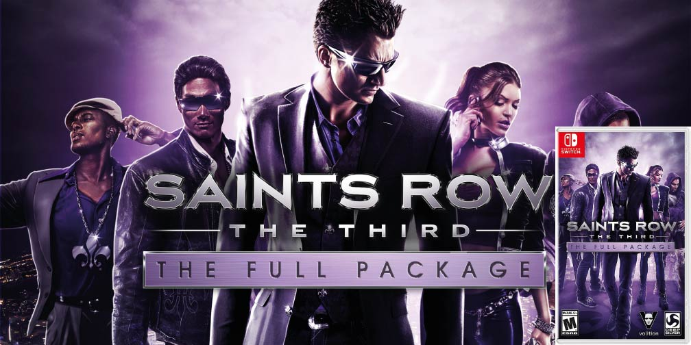 SAINTS ROW THE THIRD 🎮 SWITCH ROM NSP